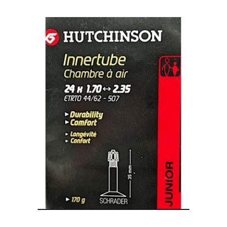 CHAMBRE A AIR HUTCHINSON 24*1.70/2.35 35MM SCHRADER