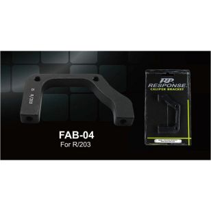 ADAPTATEUR DE FREIN A DISC  RESPONSE FAB-04