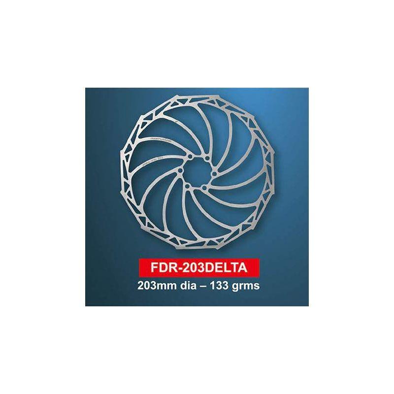 DISQUE DE FREIN RESPONSE FDR-200 DELTA