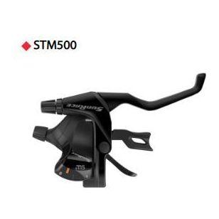 MANETTE ET LEVIER DE FREIN SUNRACE M500 LEFT 3S 1700MM V-BRAKE