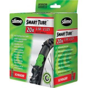 Chambre à air auto-obturante SLIME remplie de Slime 20x1.50/2.125 - valve Schräder 35 mm - ETRTO 40/57-406