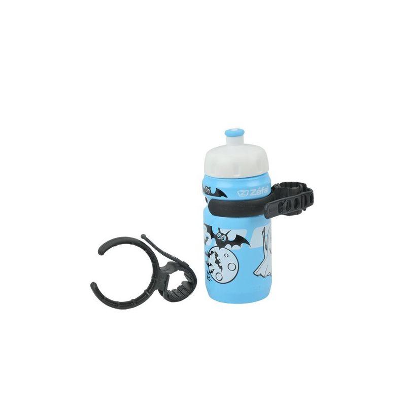 BIDON ENFANT ZEFAL LITTLE BLEU  350ML (AVEC FIXATION)